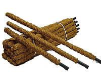 Опора-кокос для растений, d=25 мм, 100 см, фото 1