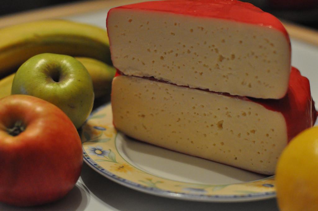 Как упаковать сыр в пакет для вызревания