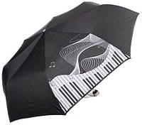 Зонт AIRTON 3512-1118 черный, механика, 3 сложения