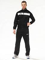 Спортивный костюм Asics, черный цвет, ф3031