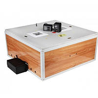 Инкубатор перепелиный Перепелочка 270 яиц: автоповорот яиц, цифровой терморегулятор, 36 Вт, 220 В