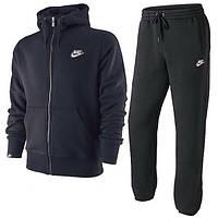 Спортивный костюм Nike черный молодежный, ф3205