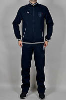 Спортивный костюм Puma, темно-синий, ф3255