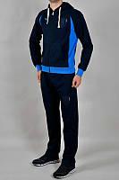 Спортивный костюм Puma, темно-синий, ф3254