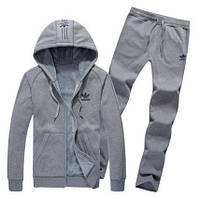 Спортивный костюм Adidas, серый кенгуру, ф3271