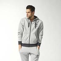 Спортивный костюм Adidas, серый, ф3274