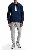 Спортивный костюм Adidas, синий верх, серый низ, ф3275