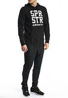 Спортивный костюм Adidas, черный, индонезия, ф3285