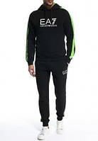 Спортивный костюм Armani, черный, ф3289