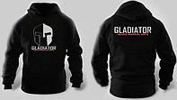 Спортивный костюм гладиатор, черный, ф3305