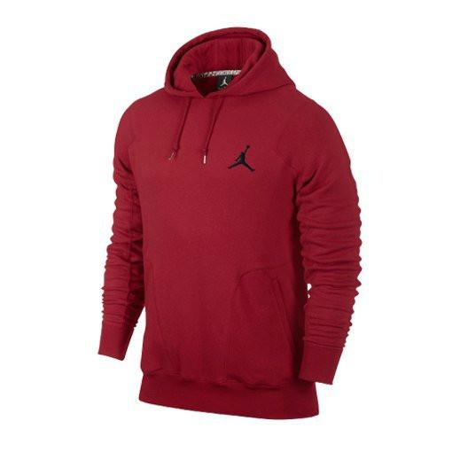 Спортивный костюм Jordan, красная кофта и черные штаны, ф3308 - Футбольный  супермаркет