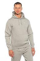 Спортивный костюм найк, серый цвет, ф3361