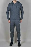 Спортивный костюм Nike, темно-серый, ф3357