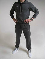 Спортивный костюм найк, темно-серый, ф3375