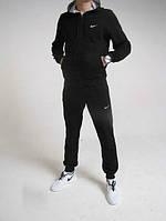 Спортивный костюм найк, черный, ф3425