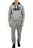 Спортивный костюм Puma, серый кенгуру, ф3426