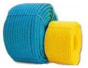 Веревка для белья полипроп. BIRLIK (цветная) d=6мм/200м