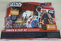 Большой набор для творчества свыше 1000+ предметов Звёздные Войны из США