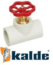 Kalde радиаторный вентиль 20  прямой (2/50)