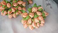 Подснежники персиковые