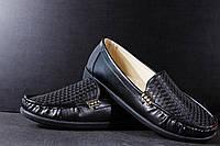 Туфли женские чёрные
