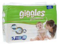 Подгузники для детей Giggles Premium (Турция) размеры 3,4,5