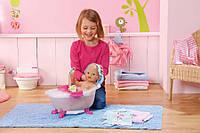Интерактивная Ванночка с Душем для куклы Baby Born Zapf Creation 818183