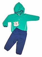 Трикотажный спортивный костюм Тигра (мальчик), двунитка