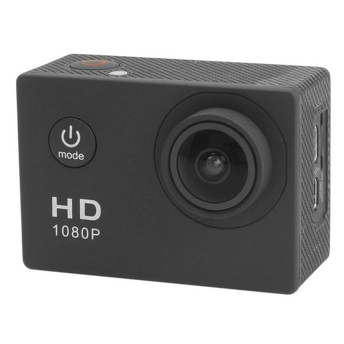 Экшн камера FullHD 170 градусов