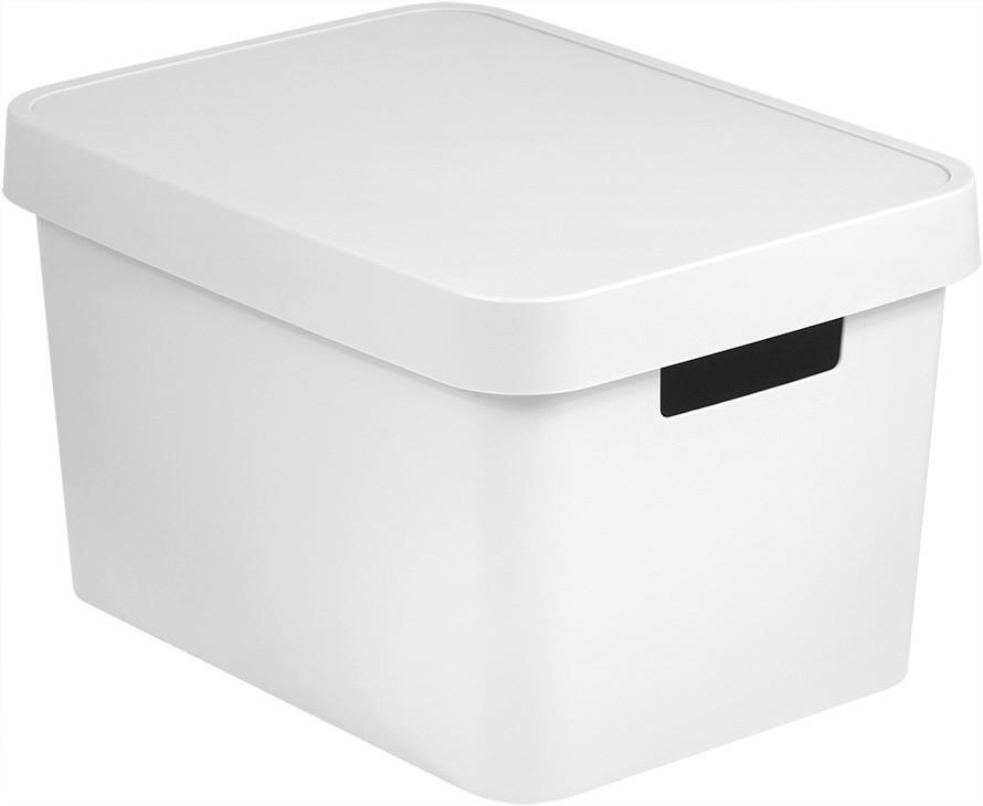 Коробка для хранения Curver Infinity 04743 (17л) Белый