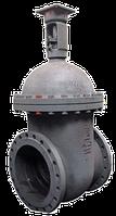 Задвижки стальные 30с927нж, 30с527нж под электропривод или редуктор Ру25