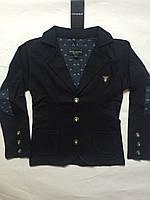 Пиджак трикотажный Armani для мальчиков на рост 110-128