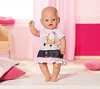 Набор Одежды со звуковыми эффектами для куклы Baby Born Zapf Creation 817612L