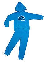 Трикотажный спортивный костюм Футбольная лига (мальчик), двунитка