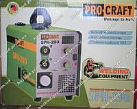 Полуавтомат инверторный PROCRAFT SPH-290 ( 2 в 1)