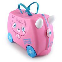 Детский чемоданчик на колёсиках Trunki Poppet Moshi Monsters (TRU-0126)
