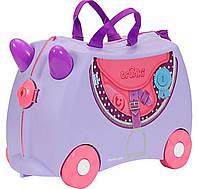 Детский чемоданчик на колёсиках Trunki Bluebell Pony Пони (TRU-0185)