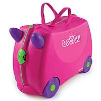 Детский чемоданчик на колёсиках Trunki Trixie (TRU-P061)
