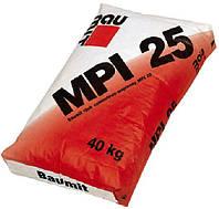 Штукатурная смесь Баумит МПІ-25, 25кг.