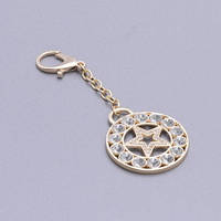 Брелок магический пентакль - пятиконечная звезда в круге