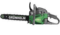Бензопила Grunhelm GS41-16 (Professional, 2,8 кВт, 41 см.куб., шина 40 см, легкий старт)