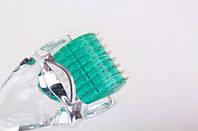 Мезороллер с позолоченными  иглами MRS 200, 1,5 мм, фото 1