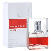 Туалетная вода In Red, Armand Basi, edt (L), 30 мл