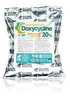 Доксициклин 20% порошок 1 кг