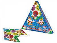 Настольная игра Тримино ТехноК 2827