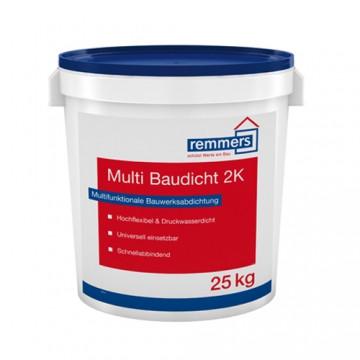 Multi-Baudicht 2K - Многофункциональная 2-компонентная гидроизоляция строительных сооружений