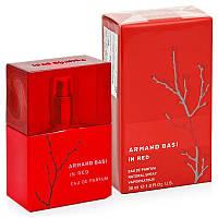 Парфюмированная вода In Red, Armand Basi, edp (L), 30 мл