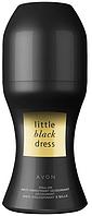 Little black dress Anti persp. roll-on 50 ml Дезодорант антиперспирант женский (оригинал подлинник  )