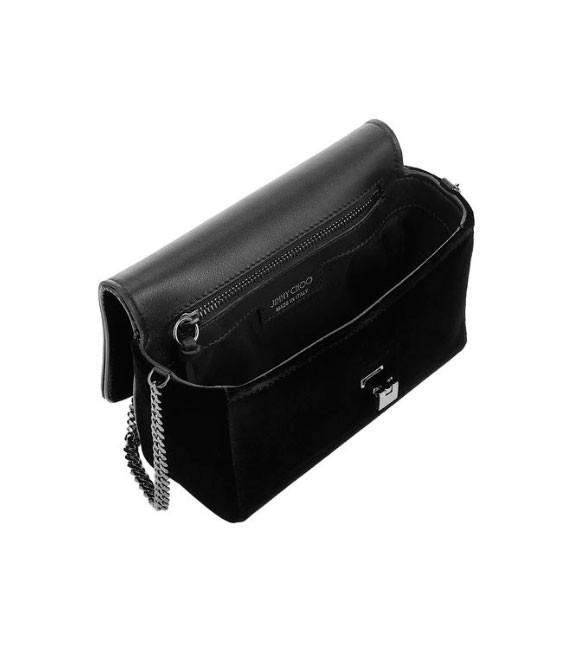 Женская мини-сумочка через плечо Jimmy Choo Ruby L