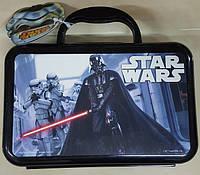 Набор для рисования в чемодане Звёздные Войны Star Wars Carry Along Art Kit из США